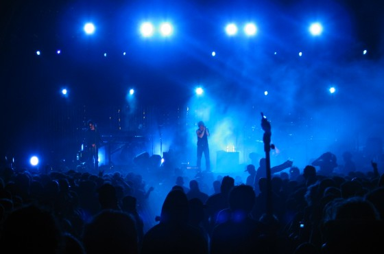 Nine Inch Nails - Coachella 2005